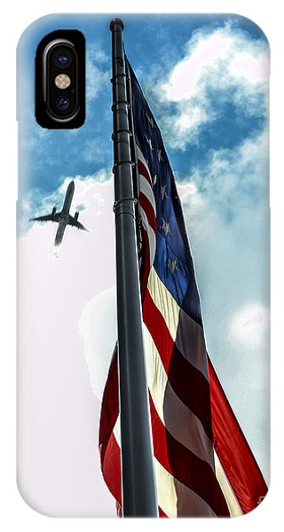 Tribute To The Day America Stood Still IPhone Case