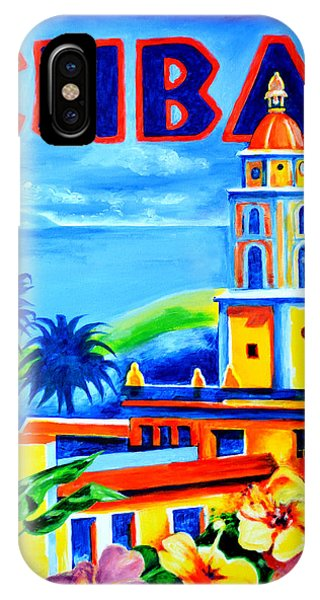 Trinidad Cuba IPhone Case