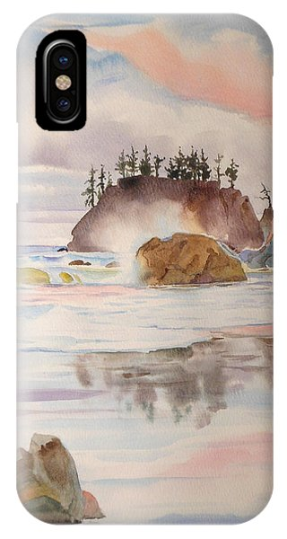 Trinidad Rocks IPhone Case