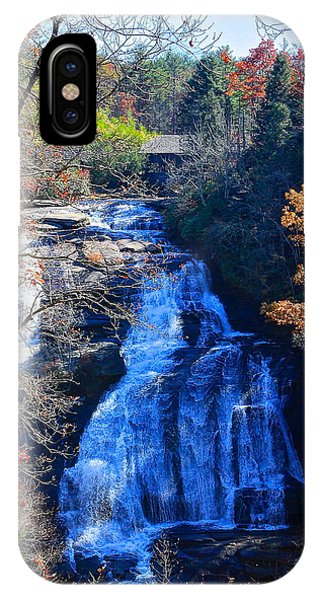 Triple Falls IPhone Case