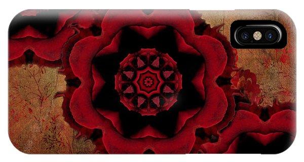 Triple Red Rose #1 Phone Case by Renata Ratajczyk