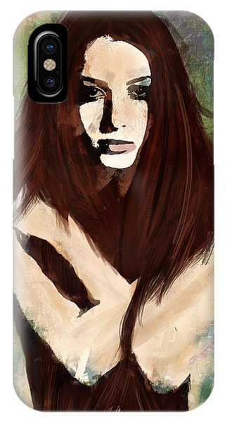 Tristesse IPhone Case