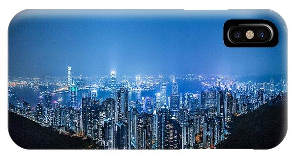 Tron Kong IPhone Case