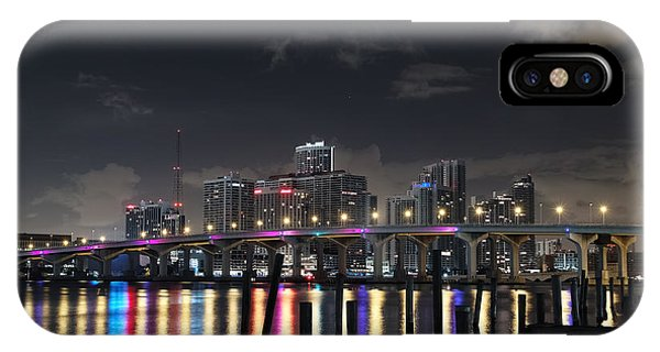 Trooper Bridge Miami IPhone Case
