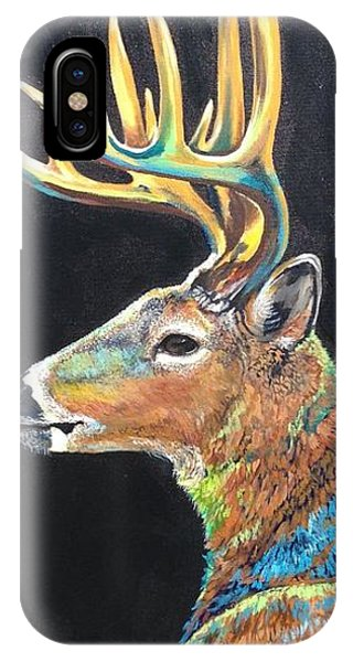 Trophy Buck IPhone Case