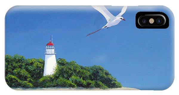 Tropic Bird IPhone Case