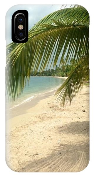 Tropical Beach IPhone Case