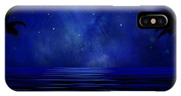 Tropical Dreams Wall Mural IPhone Case