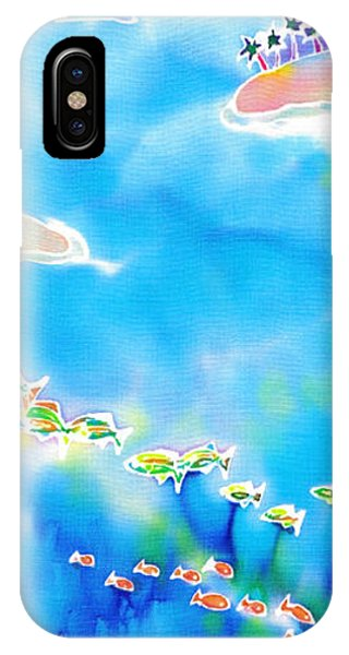 Tropical Fishes IPhone Case