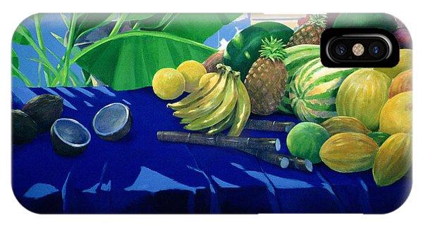 Tropical Fruit IPhone Case
