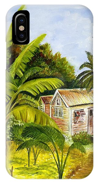Tropical Haven IPhone Case