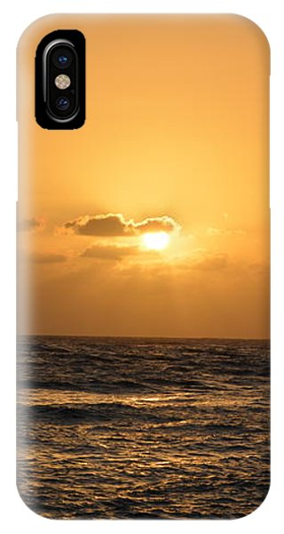 Tropical Sunset In Kauai IPhone Case