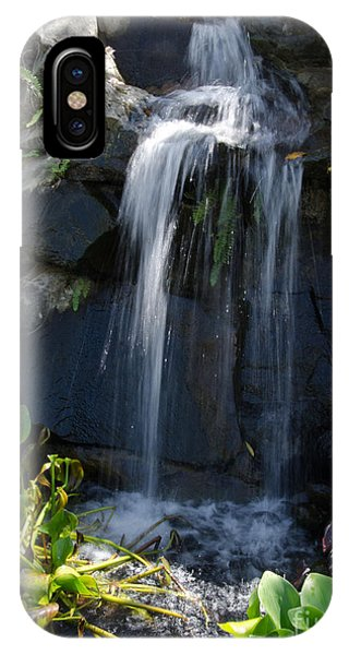 Tropical Waterfall  IPhone Case