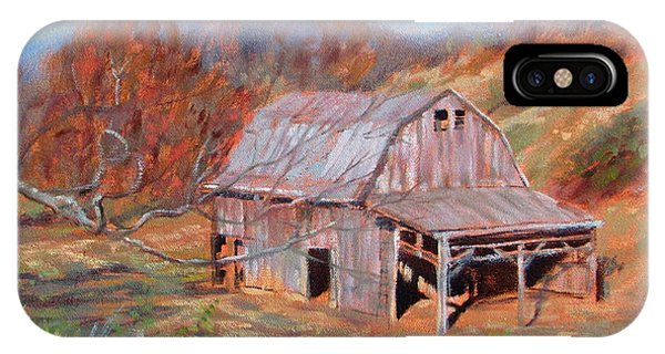 Troutville Barn IPhone Case