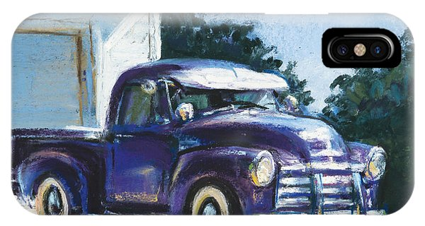 Truck Phone Case by Beverly Amundson