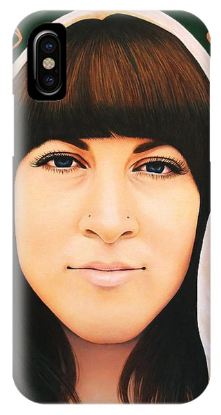 True Beauty - Alisha Gauvreau IPhone Case
