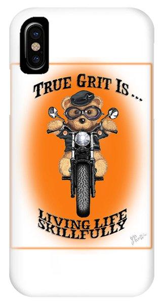 True Grit IPhone Case