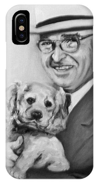 Truman And Feller IPhone Case