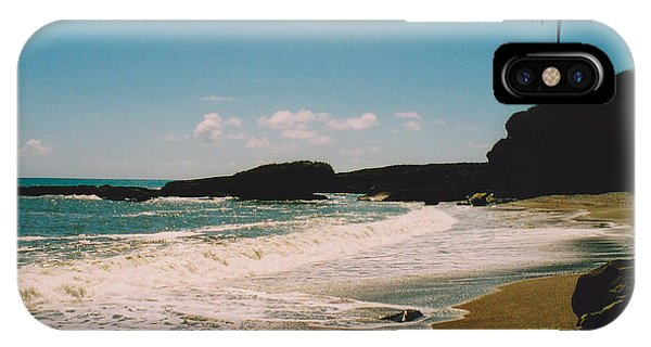 Truman Beach IPhone Case