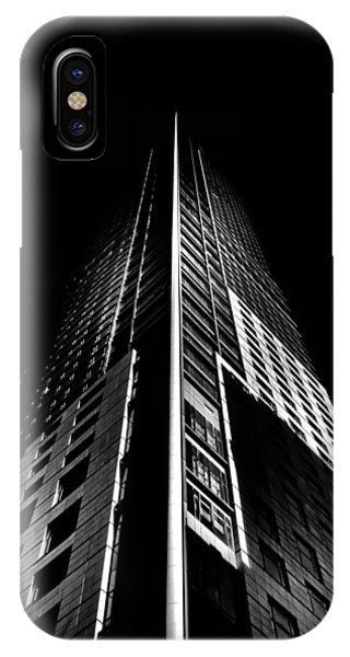 IPhone Case featuring the photograph Trump Tower Toronto Canada by Brian Carson