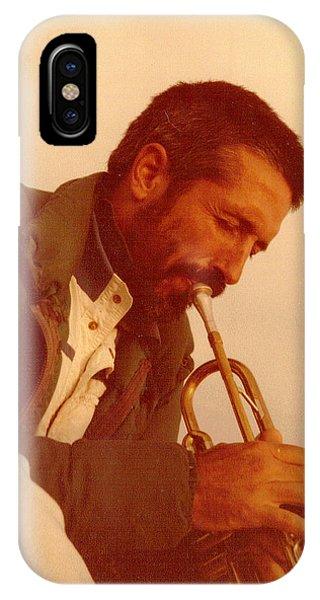 Trumpeter IPhone Case