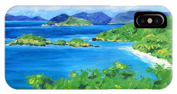 Trunk Bay IPhone Case