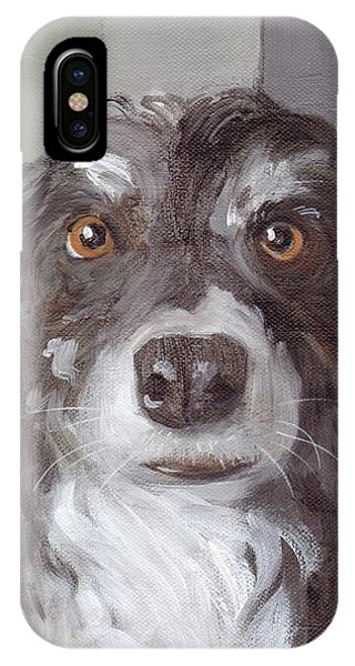 Trusting Eyes IPhone Case
