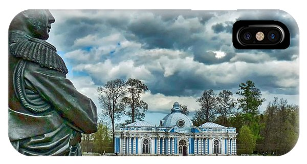 Tsarskoe Selo IPhone Case