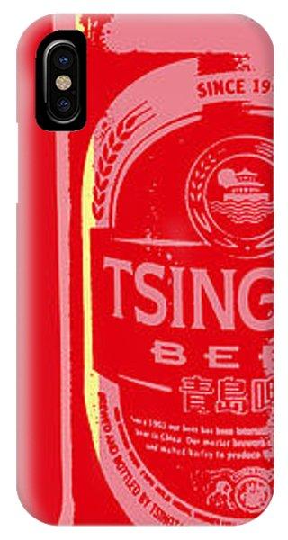 Tsingtao Beer IPhone Case