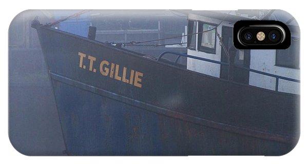 T. T.  Gillie IPhone Case