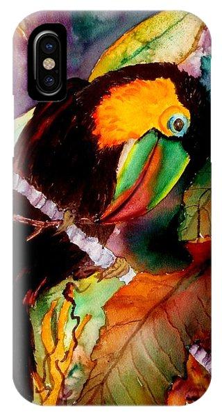 Tu Can Toucan IPhone Case