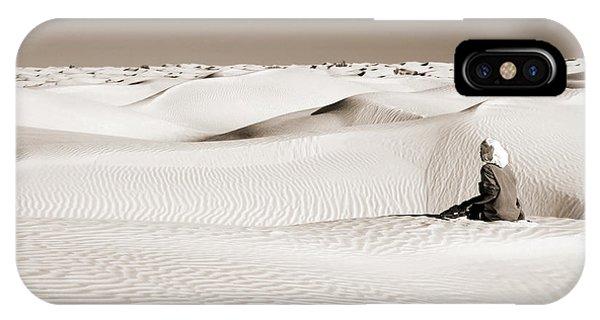 Caravan iPhone Case - Tuareg by Delphimages Photo Creations