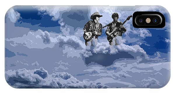 Tucker Boys In The Clouds 2 IPhone Case