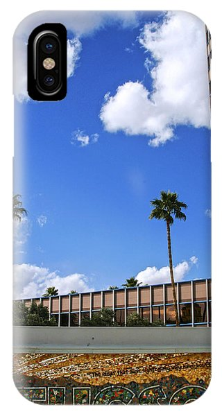 Tucson Arizona IPhone Case