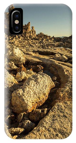 Tufa Rock IPhone Case