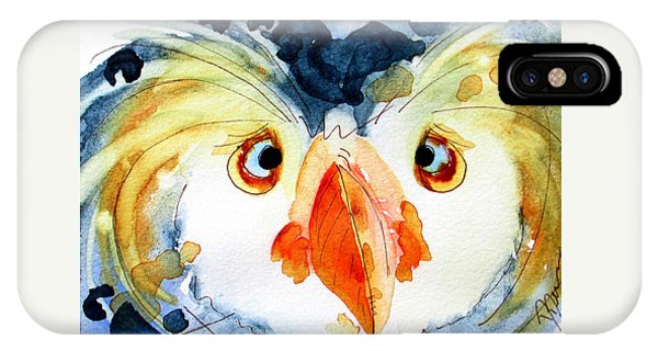 Tufted Puffin IPhone Case