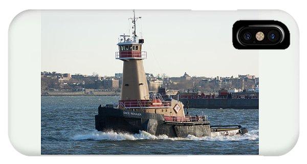 Tugboat Dace Reinauer IPhone Case