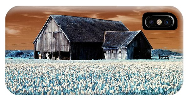 Tulip Barn IPhone Case