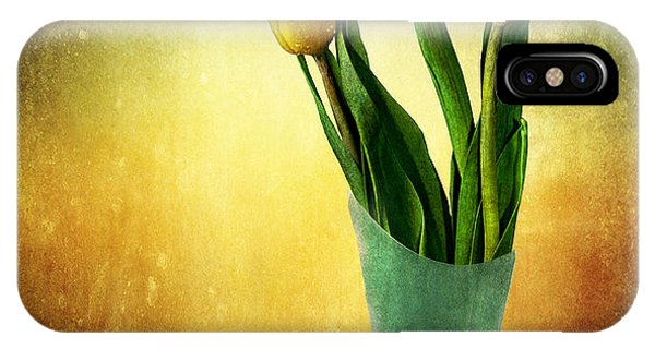 Tulip Bouquet IPhone Case