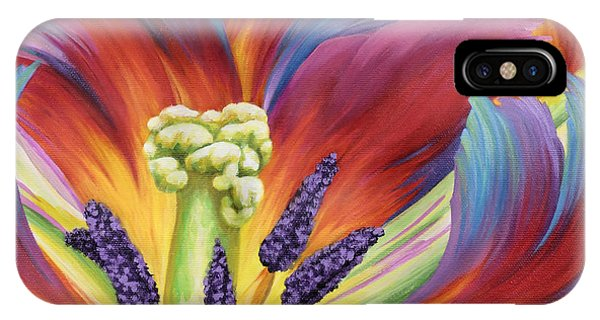 Tulip Color Study IPhone Case
