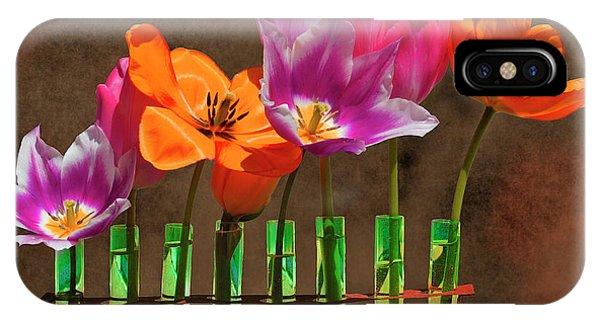 Tulip Experiments IPhone Case
