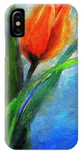 Tulip - Flower For You IPhone Case