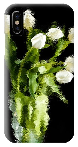 Tulip Impressions Vii IPhone Case