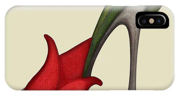 Tulip Mule IPhone Case