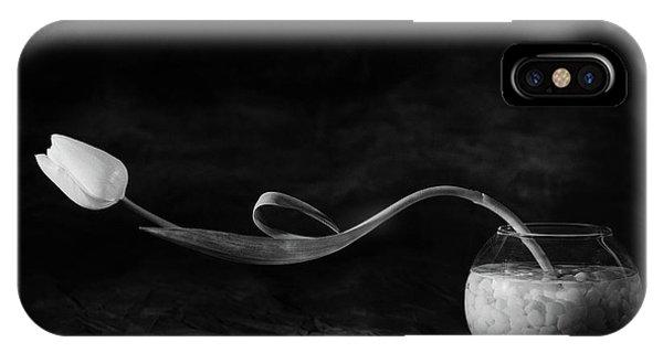 Reach iPhone Case - Tulip No. 3 by Xavi Heredia