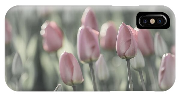 Tulip Patch IPhone Case