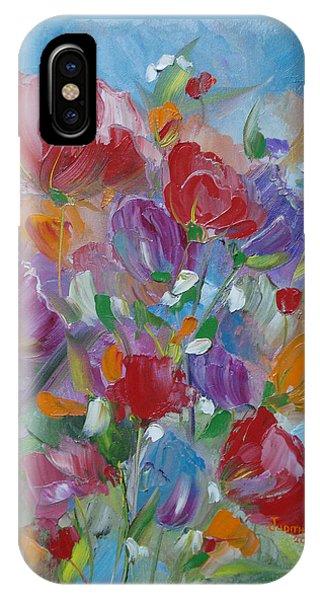 Tulip Symphony IPhone Case