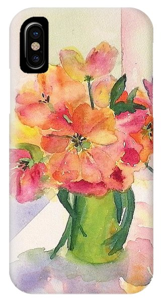 Tulips For Mother's Day IPhone Case