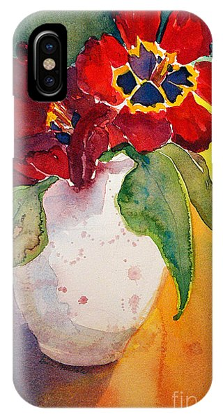 Tulips Phone Case by Gwen Nichols