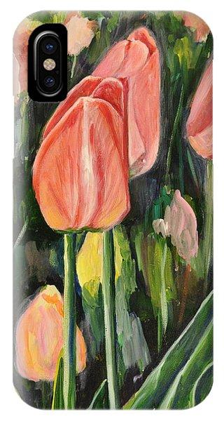 Tulips Phone Case by Heather Kertzer